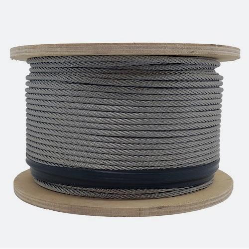 Galvanised Steel Wire Rope