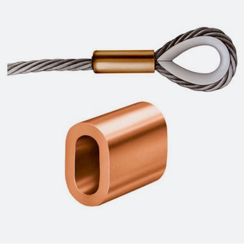 Steel Wire Rope Ferrules