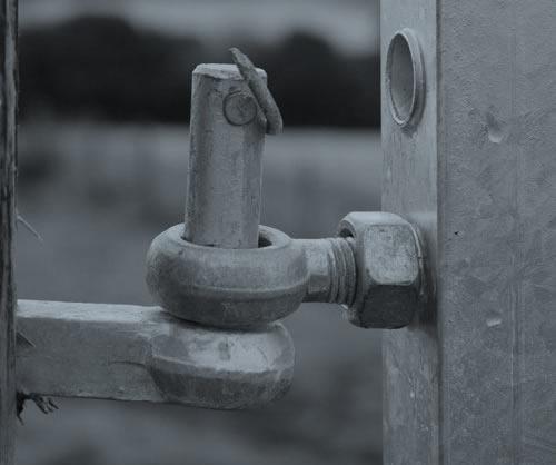 GATE FITTINGS